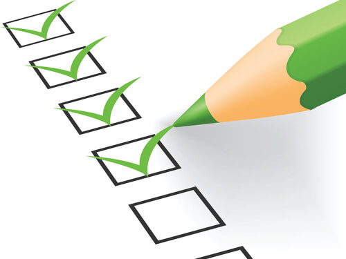 independent contractor checklist